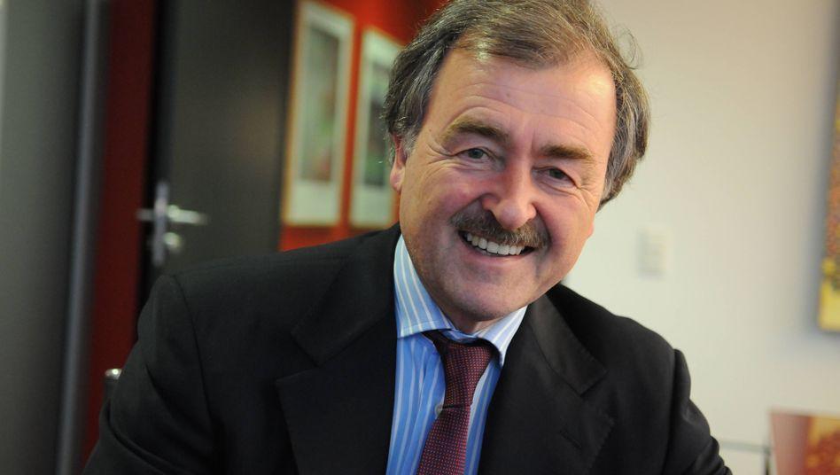 Jochen Kienbaum: Der Top-Berater übergibt zum Jahresende die Führung von Kienbaum Consultants an seinen Sohn Fabian