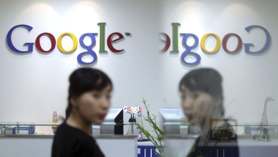 Google in Südkorea: Speichert der Internetkonzern Standortinformationen seiner Nutzer ohne deren Einwilligung?