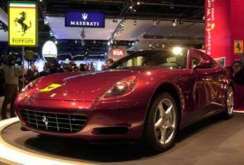 Italian Connection: Der Ferrari 612 Scaglietti ist ein fluffiges Viersitzer-Coupé mit reichlich 540 PS