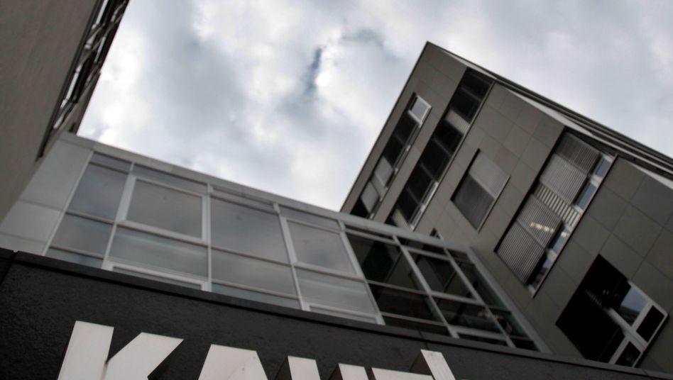 Kaufhof-Zentrale in Köln (Archivaufnahme)