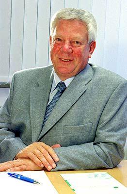 Überlegte es sich noch anders: Bechtle-Gründer Gerhard Schick