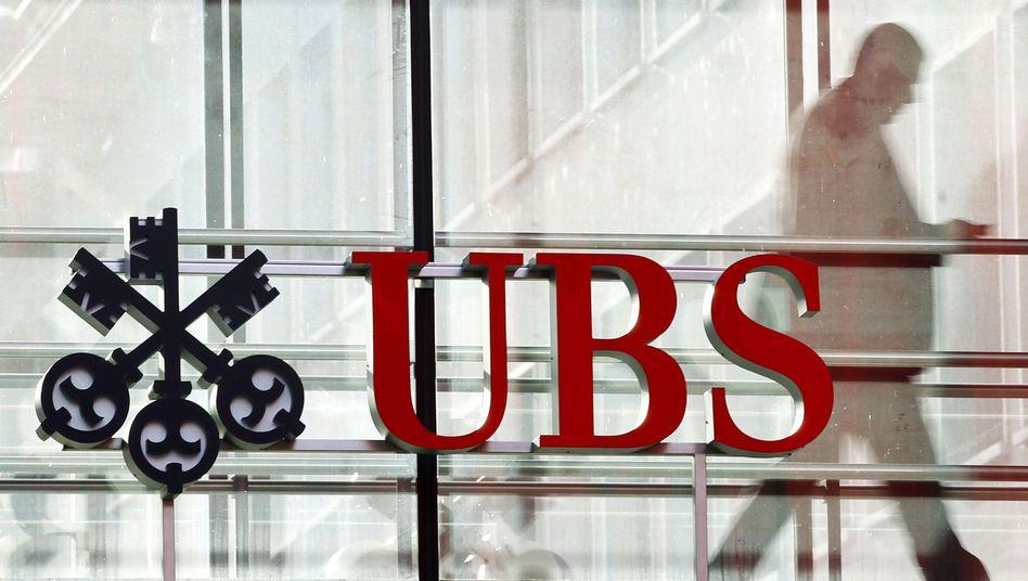 UBS-Zentrale in Zürich: Im Schlussquartal wird bei der Bank wohl ein Verlust von bis zu 2,5 Milliarden Franken anfallen