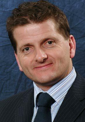 Querdenker: Gartmore-Manager Roger Guy erzielte hohe Gewinne mit gezielten Wetten gegen den Markt