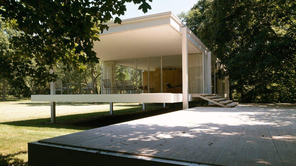 Mies van der Rohe: Das Farnsworth House