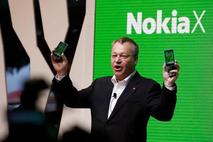Ex-Nokia-Chef Stephen Elop: Problem erkannt, Lösung leider nicht gefunden