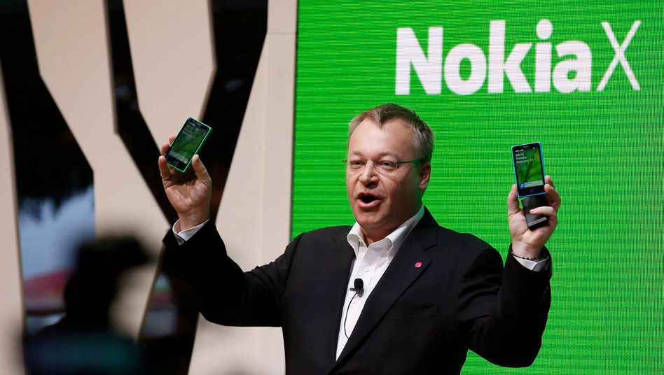 Arbeitet künftig in Australien und den USA: Ex-Nokia-Chef Stephen Elop (hier 2014)