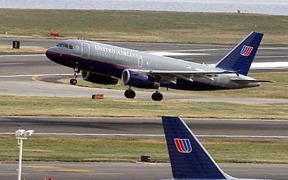 Die Nummer zwei fliegt seit drei Jahren unter Gläubigerschutz: United Airlines