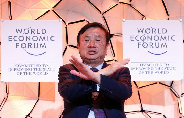 Ren Zhengfei: Der Gründer von Huawei besitzt 3 Milliarden Dollar und ist damit auf Augenhöhe mit Donald Trump