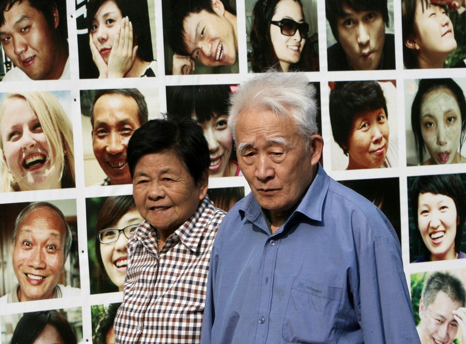 Chine / Ältere / Generationen