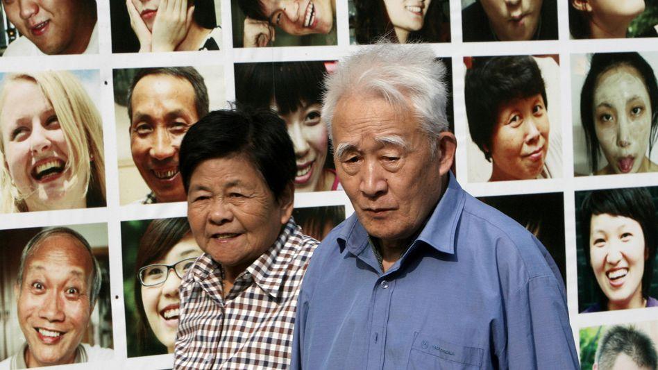 Hilfe tut not: Die chinesische Bevölkerung altert rapide. Jetzt sollen die Familien noch stärker in die Pflicht genommen werden.