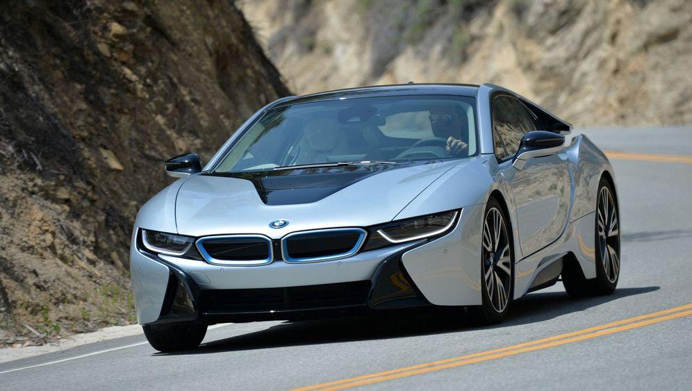 BMW i8: Sportler für Andersdenkende