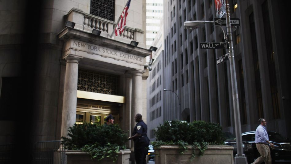 Börse New York: Zusammenschluss mit der Deutschen Börse hat weitere Hürde genommen