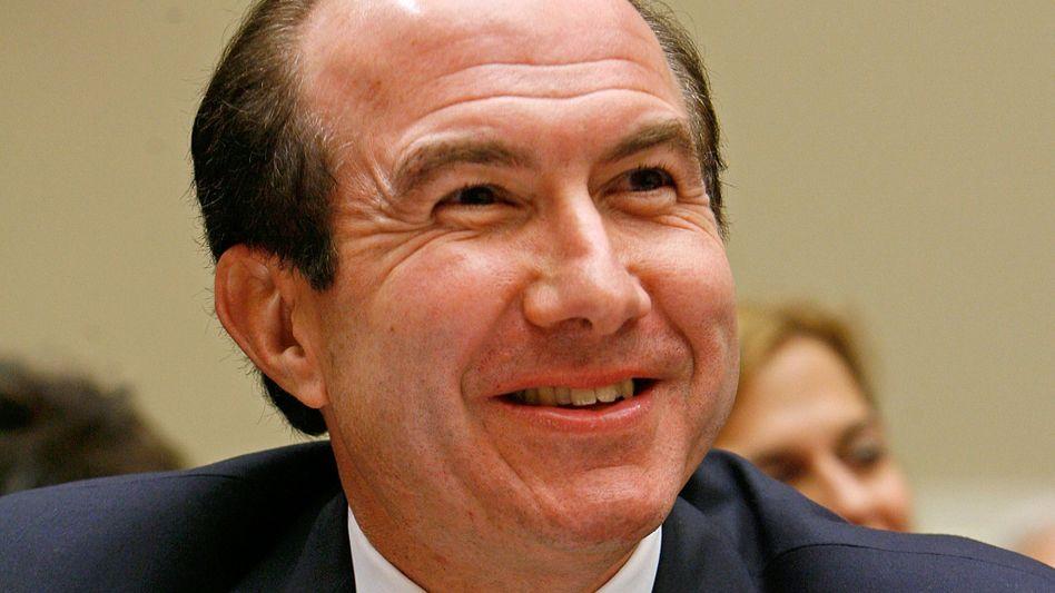 Hat gut lachen: Philippe Dauman, Chef des US-Medienkonzerns Viacom, bezog im vergangenen Jahr rund 84 Millionen Dollar Gehalt - und damit so viel wie kein anderer US-Konzernchef