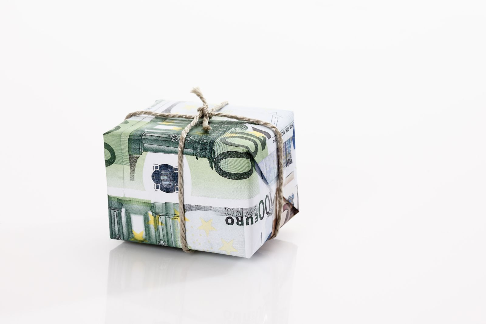 NICHT MEHR VERWENDEN! - Geld / Geldgeschenk / Päckchen