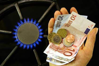 Teure Wärme: Die Gaspreise haben sich in den vergangenen drei Jahren fast verdoppelt und differerien in Deutschland stark