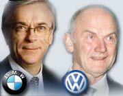 Joachim Milberg und Ferdinand Piëch stehen zum Ende ihrer Karrieren ganz oben