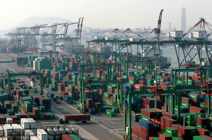 Brüchige Lieferketten: Die Globalisierung braucht hohen Kapitaleinsatz an jeder Station