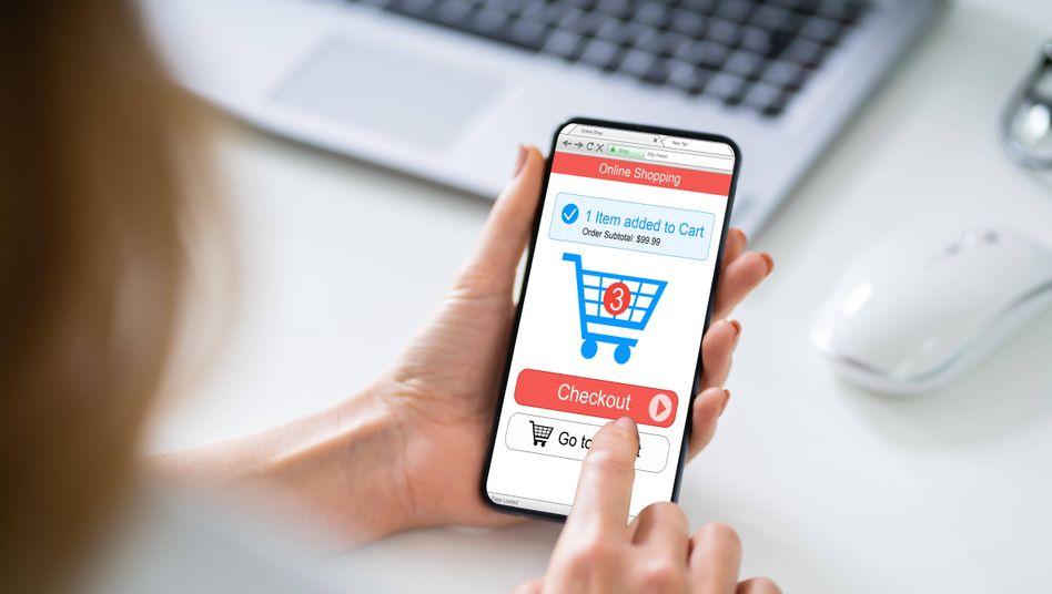 Wachstumsmarkt: Checkout.com steht hinter vielen Zahlungsdiensten im Onlinehandel (Symbolbild)