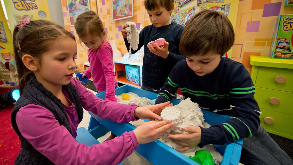 Ein Kinderspiel: Auch die Geldanlage kann einfach sein - wenn ein paar Regeln berücksichtigt werden