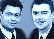 Frank Barthélemy (l.) und Bernd-Uwe Willen sind Unternehmensberater bei der Tammena + Partner GmbH