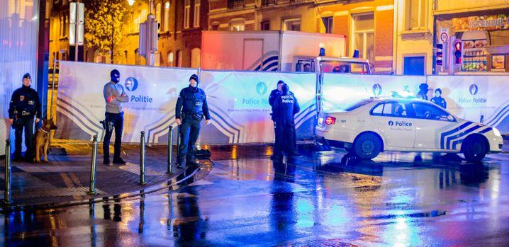 Polizei in Brüssel: Zwei der Attentäter lebten zuletzt in der belgischen Hauptstadt