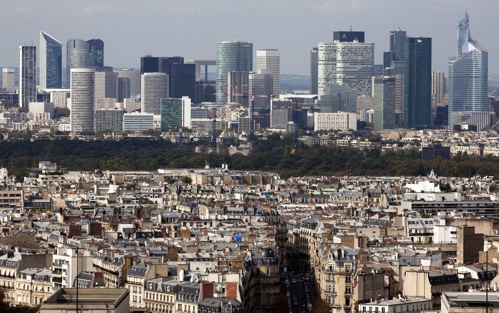 Paris/ La Defense