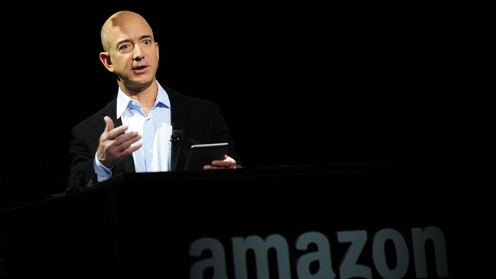Amazon: Das Innovationsfeuerwerk von Jeff Bezos