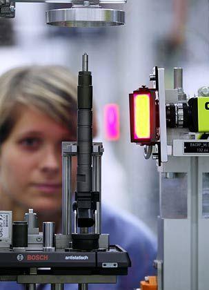 Forschen für die Zukunft des Diesels: Die Motorenentwickler arbeiten an verbesserten Einspritzsystemen und neuen Möglichkeiten der Abgasreinigung