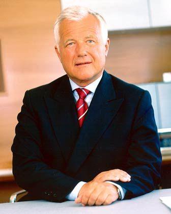 Der Fall könnte sich noch hinziehen: Voestalpine-Chef Franz Struzl