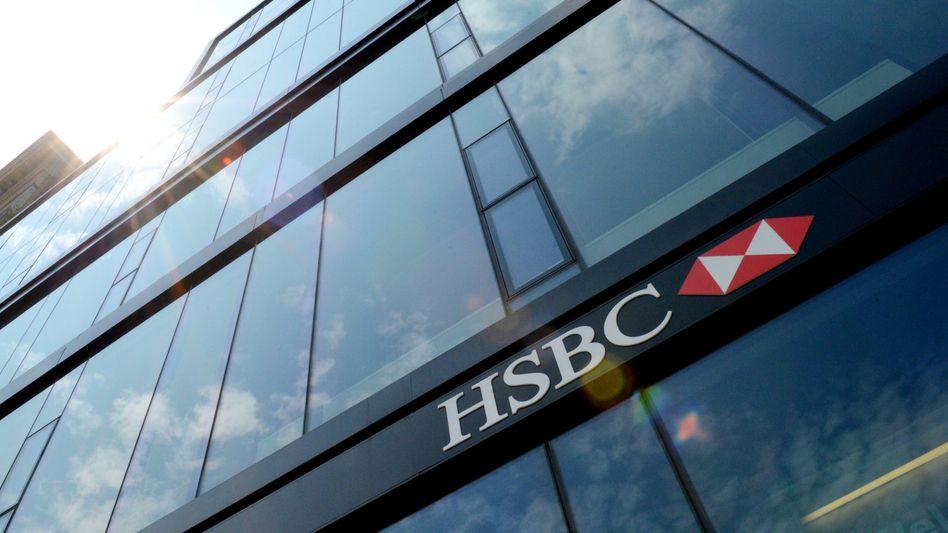 HSBC-Gebäude in New York: Die US-Dependance der britischen Bank soll Geldwäscher unterstützt haben