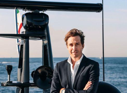 """""""Das ist ein gesunder Markt"""": Als Chefredakteur des Superyacht-Magazins """"Boote-Exclusiv"""" hat Martin Hager den Handel mit luxuriösen Privatschiffen im Blick"""