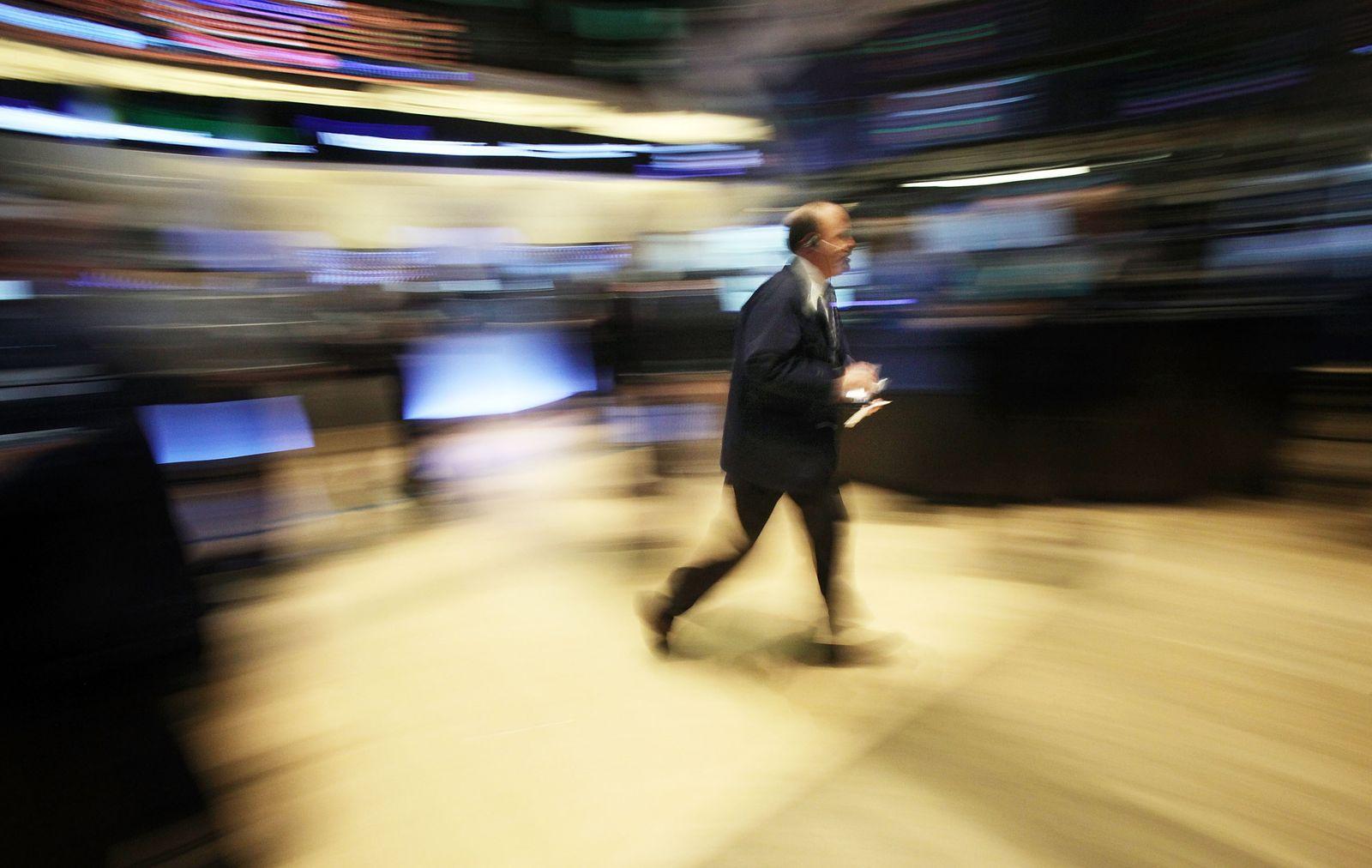 Finanzmarkt / Krise / Börse