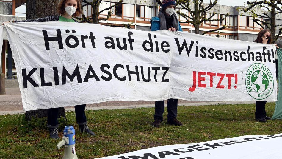 Zeit wird knapp: Deutschland muss beim Klimaschutzgesetz nachbessern