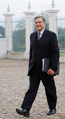 Arbeitsminister des Bundes: Franz Josef Jung