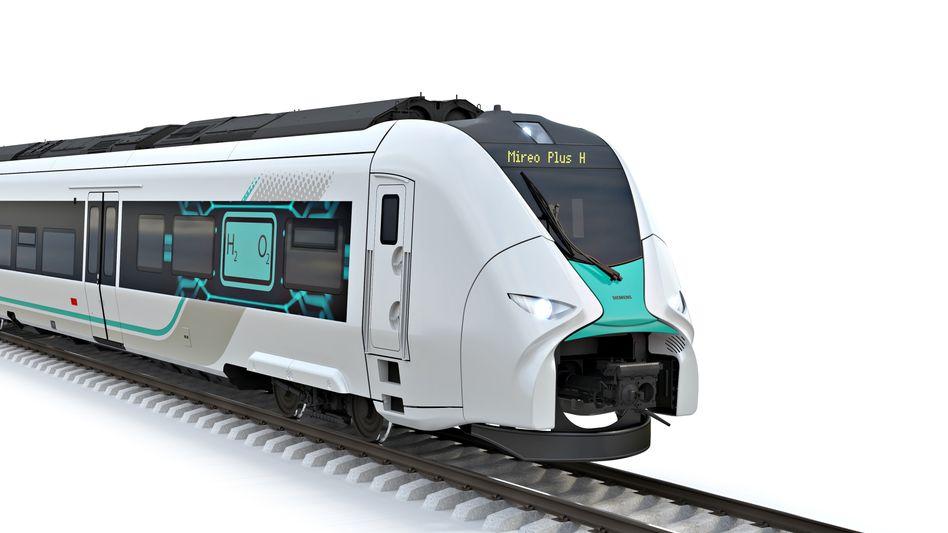 Grüner unterwegs: Die Deutsche Bahn muss ihre Loks umrüsten