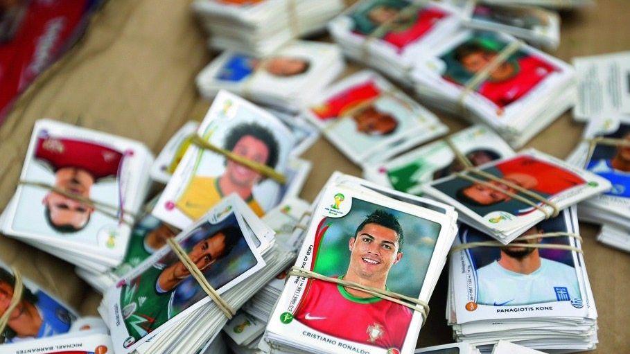 Panini-Fußballsticker: Sammelkartenfans kennen den Drang zum Vervollständigen