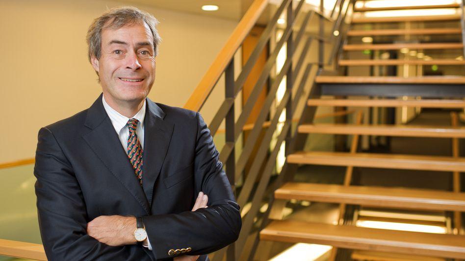 Bleibt im Büro: Arbeitgeberpräsident Ingo Kramer.