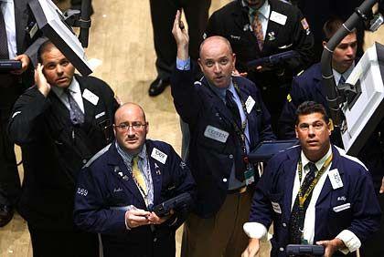 Ungläubiges Staunen: Der Dow befindet sich auf einer beispiellosen Achterbahnfahrt
