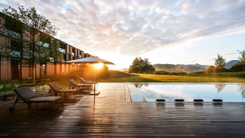 Wellness mit Weitblick: Das Lanserhof-Resort am Tegernsee