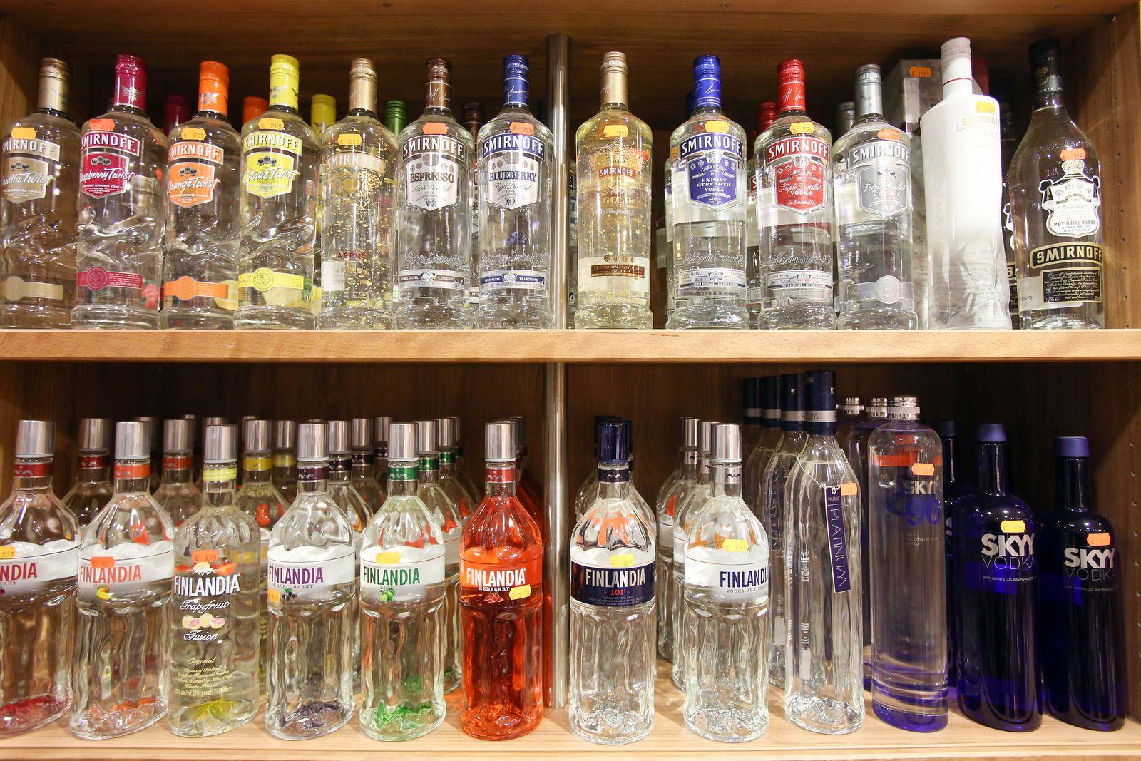 Alkohol Regal
