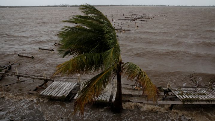 "Hurrikan ""Maria"": Zerstörung in der Karibik"