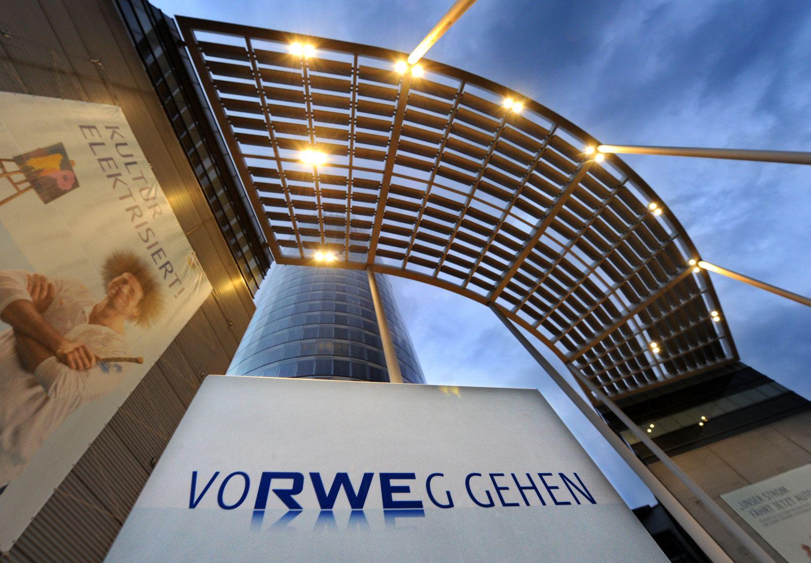 RWE / Turm in Essen