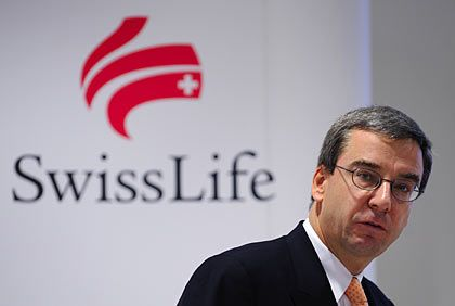 Leidet unter der MLP-Beteiligung: Swiss-Life-Chef Pfister