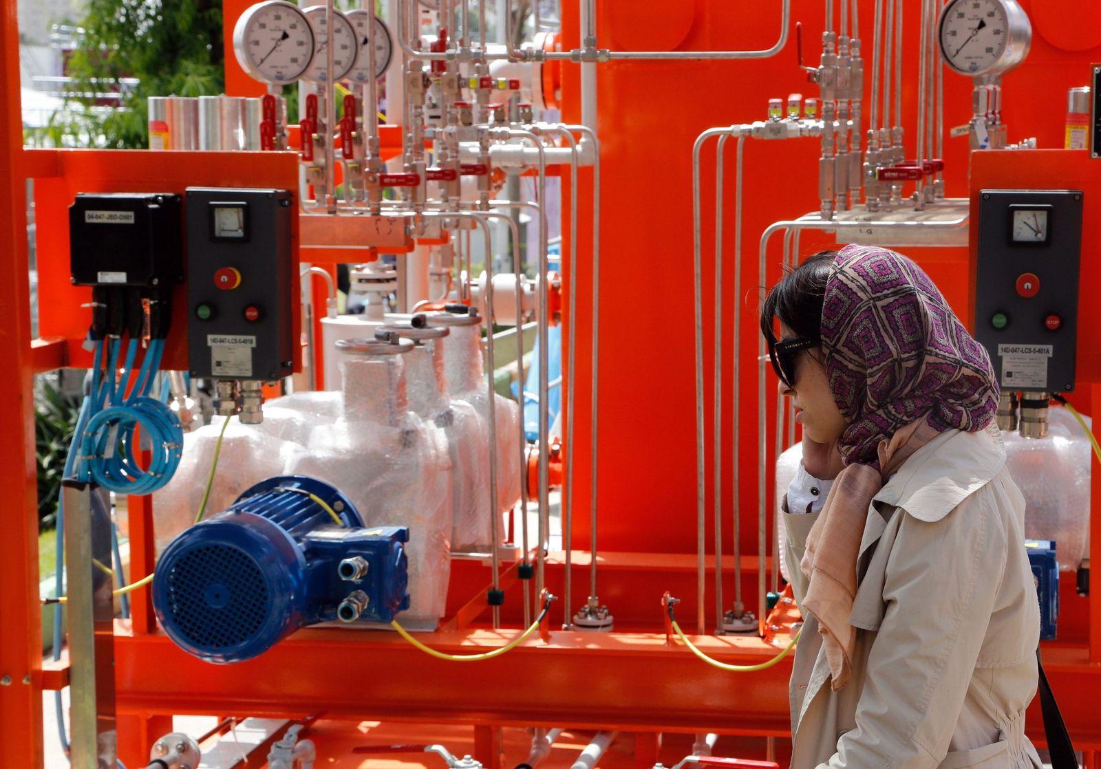 Iran Öl Messe