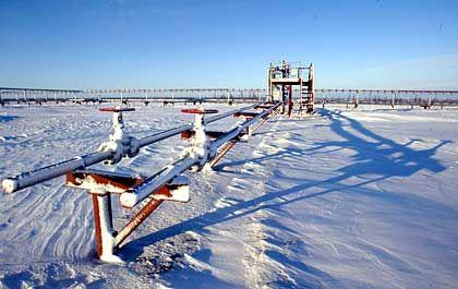 Erdgasproduktion in Sibirien: Der Generalsekretär des Forums Gas exportierender Länder wurde für eine zweijährige Amtszeit gewählt