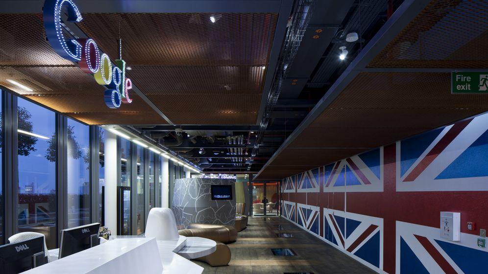 Google London: Das Hauptquartier der Suchmaschinisten