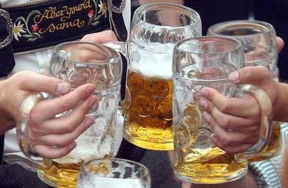 Bier: Für den Gerstensaft sollte nach dem Willen der CSU ein niedrigerer Mehrwertsteuersatz gelten