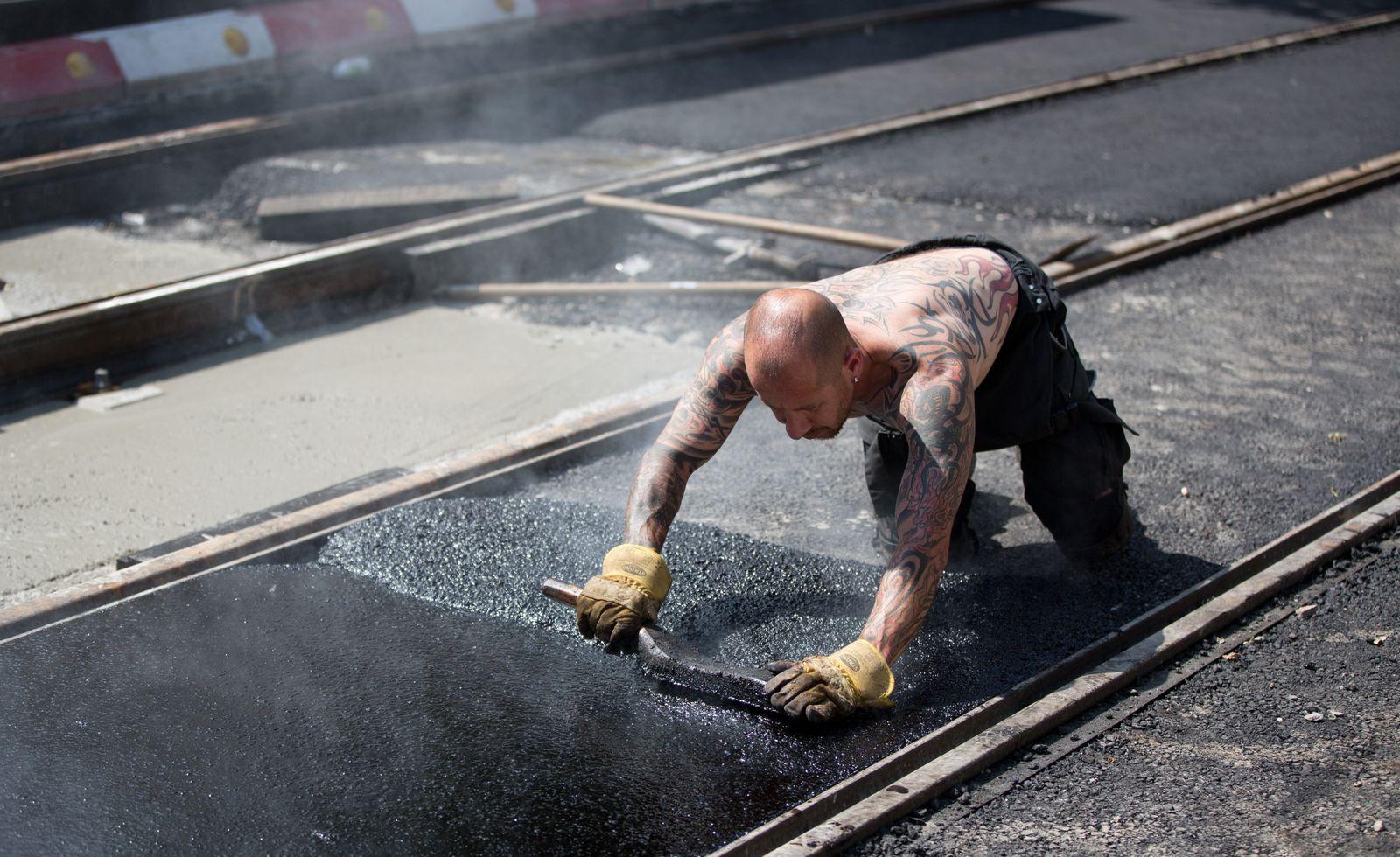KaSP Arbeit in der Hitze