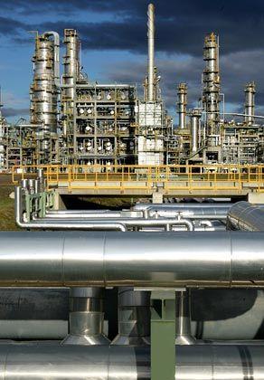 Ölraffinerie: Das Geschäft zieht wieder an