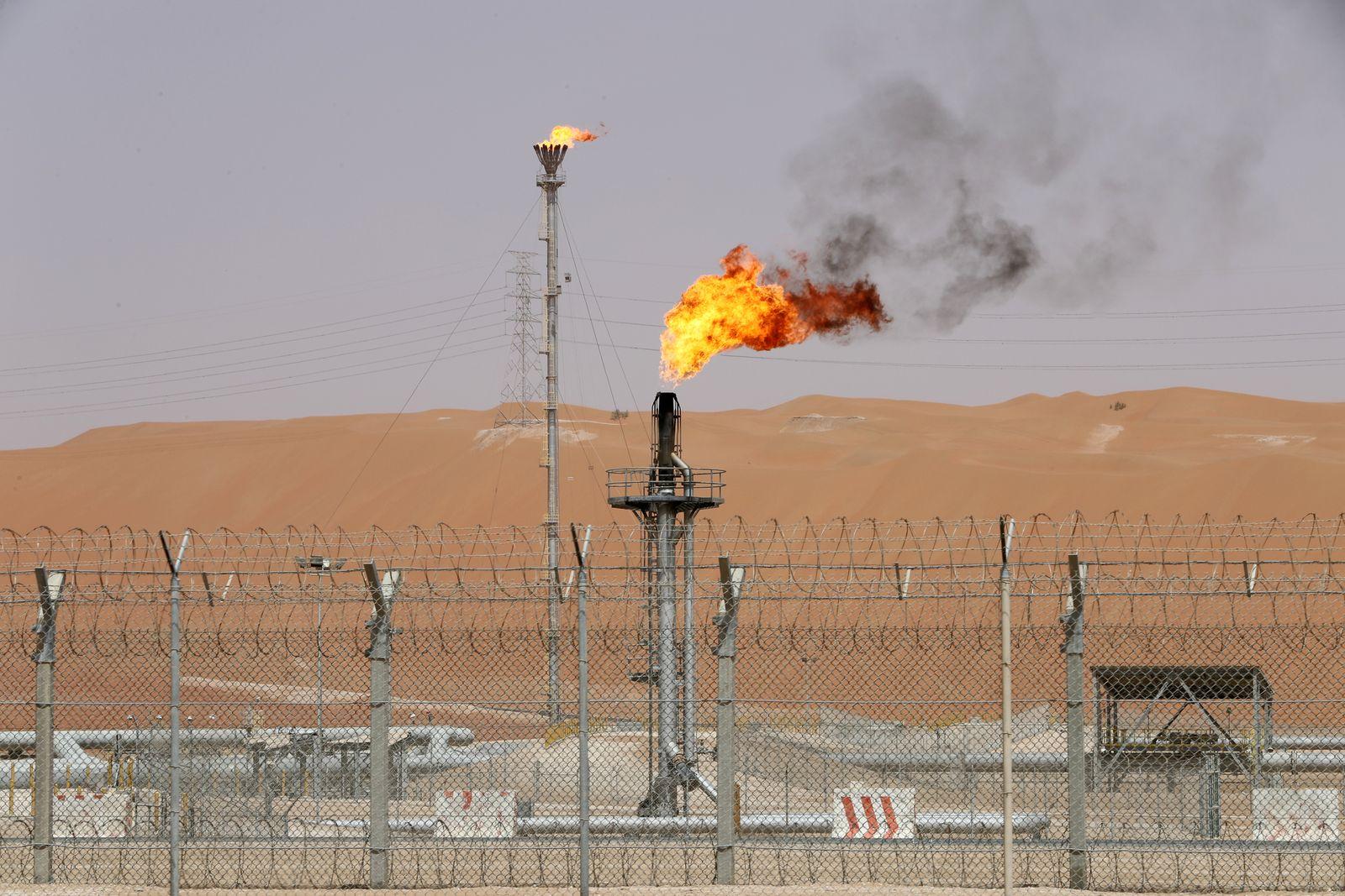 Vorrat/ Saudi Arabien/ Öl